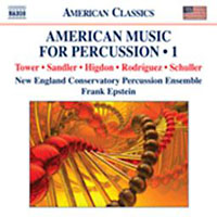 American Music For Percussion